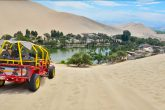Huacachina, la increíble ciudad oasis en medio del desierto en Perú