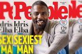 """Idris Elba fue elegido como el """"Hombre Más Sexy del Mundo"""""""