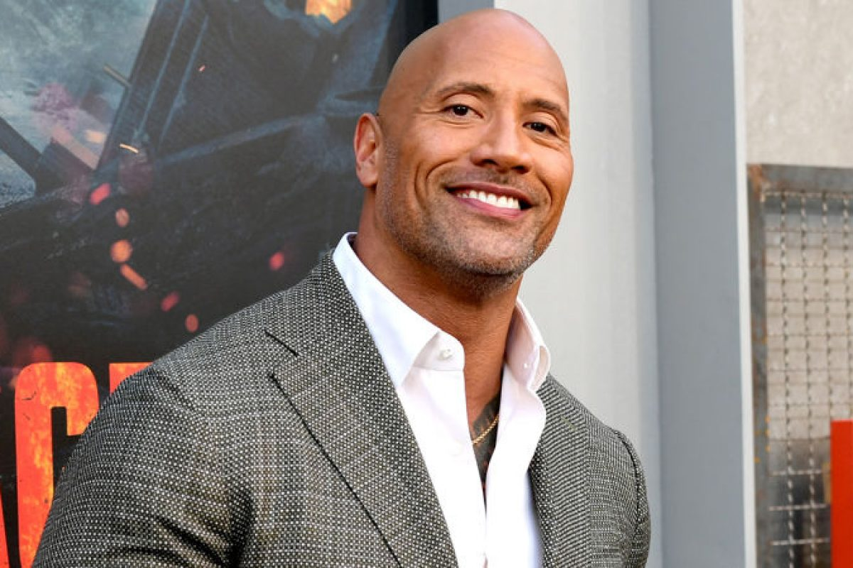 """Dwayne Johnson """"The Rock"""" sorprendió a todos al mostrar su permitido"""