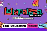 Ya salió el lineup del Lollapalooza Argentina 2019