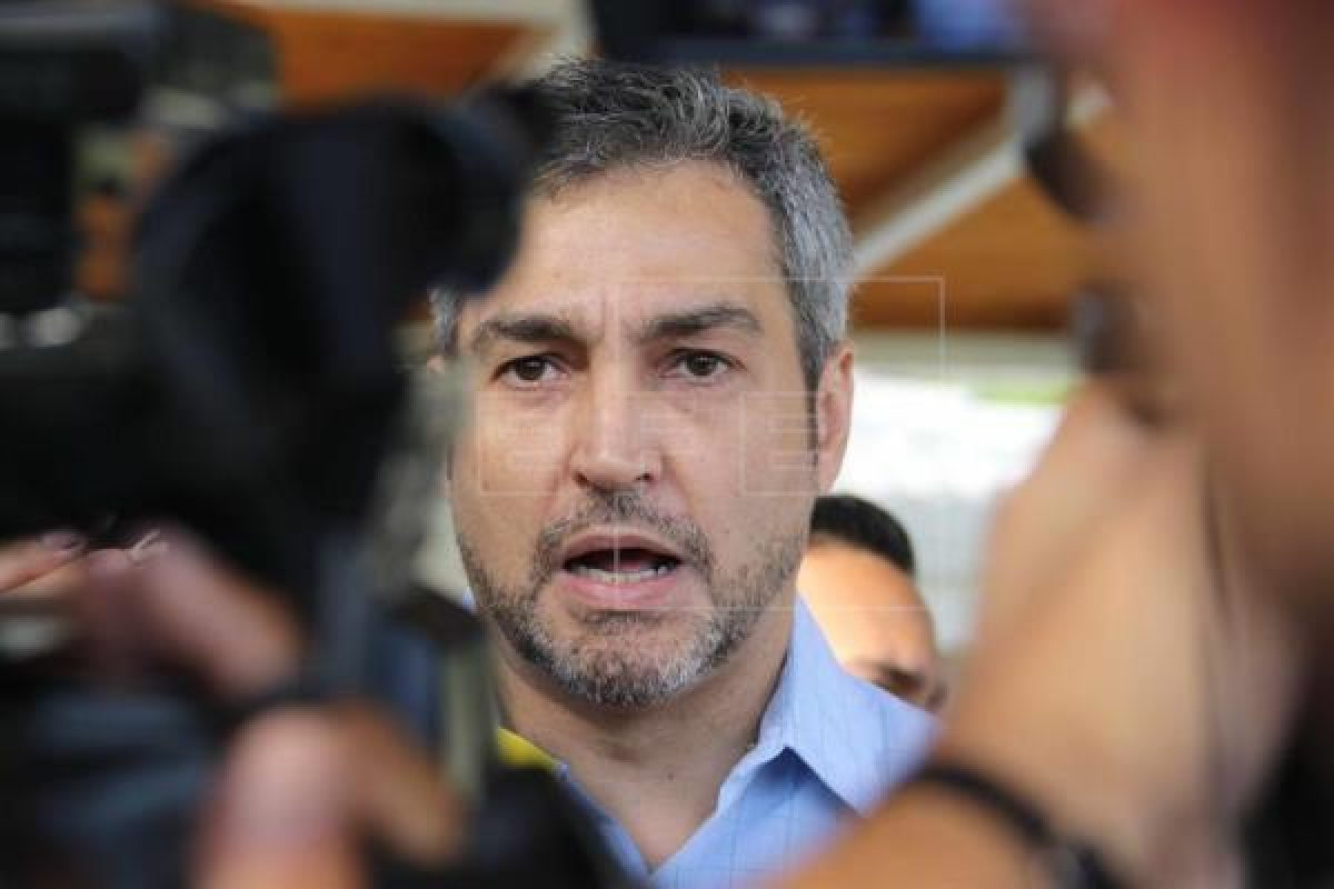 """Mario Abdo, tras expulsión de Marcelo Piloto: """"No quiero esperar más los procesos de la Justicia"""""""