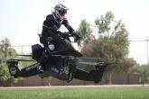 Las motos voladoras con las que la Policía de Dubái patrullará en 2020
