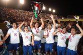 El Cruz Azul es campeón de la Copa de México 2018