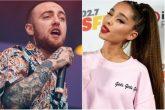 Ariana Grande recordó a Mac Miller con un emotivo tbt por el Día de Acción de Gracias
