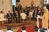 Marito participa de Cumbre de Poderes de la Iglesia Católica con inundaciones como tema central