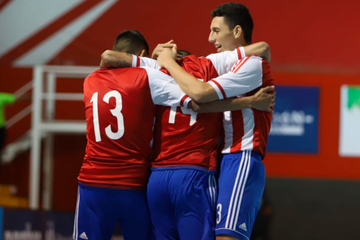 Paraguay Sub 20, a semifinales