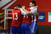 Paraguay Sub 20, a semifinales
