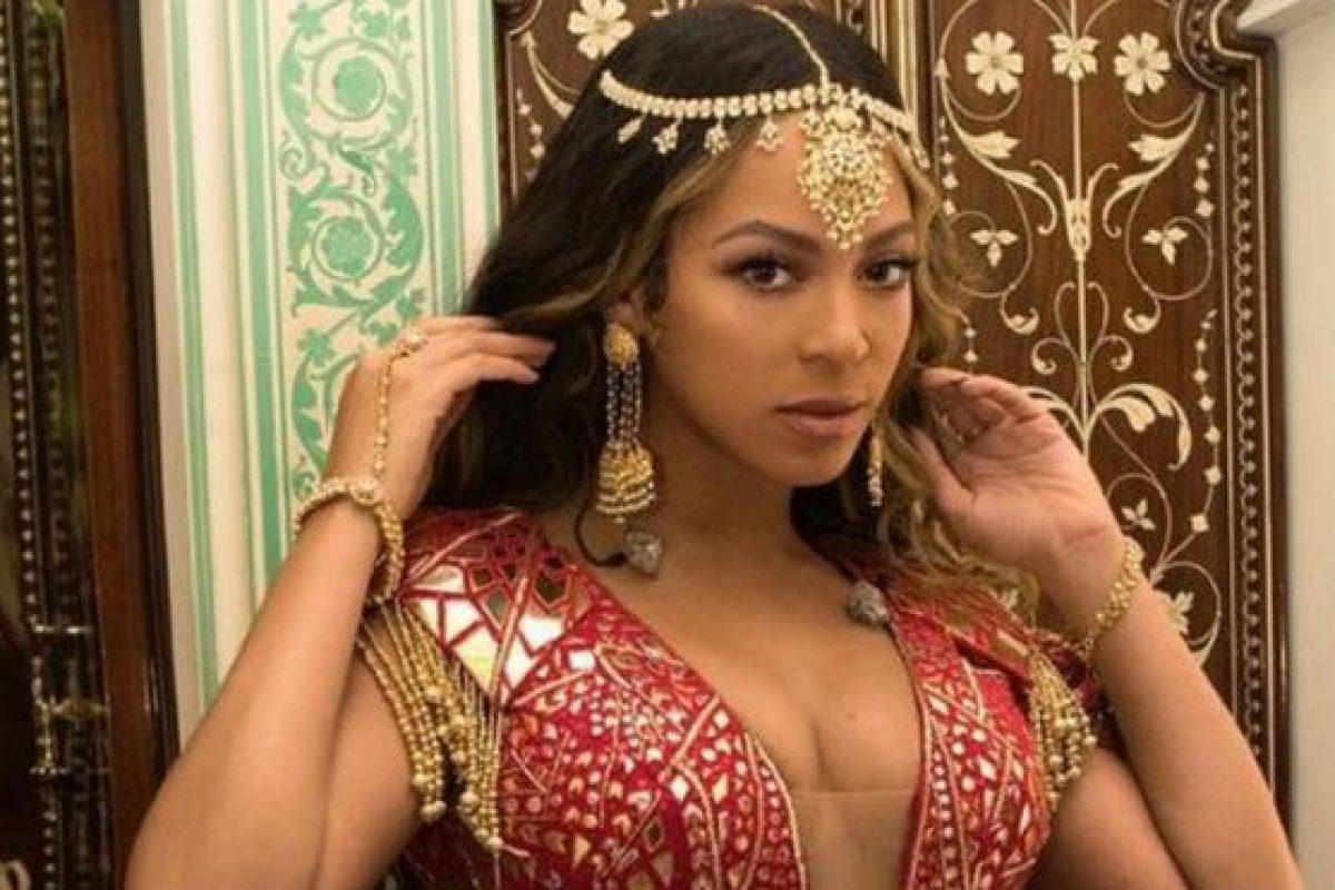 Beyoncé fue contratada para cantar en la boda de la hija del hombre más rico de India