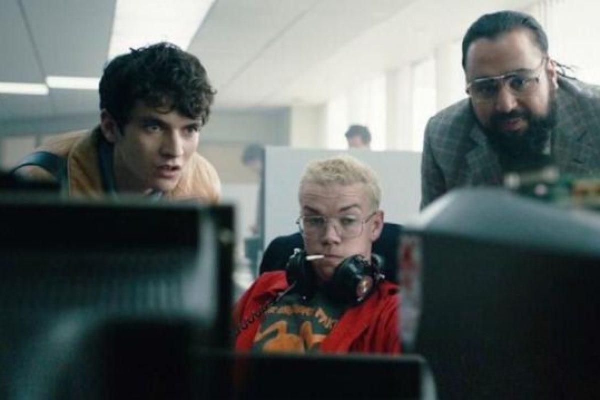 "Netflix revela el primer tráiler de ""Black Mirror: Bandersnatch"""