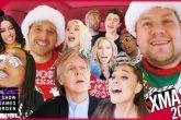Mirá el Carpool Karaoke navideño de James Corden junto a las celebridades