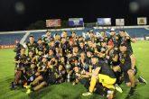 Guaraní se convirtió en el primer ganador de la Copa Paraguay
