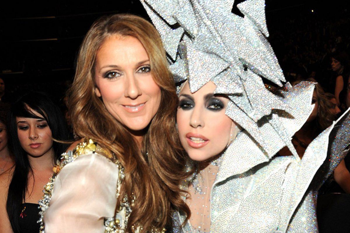 Celine Dion demostró ser una gran fan de Lady Gaga