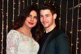 Nick Jonas y Priyanka Chopra volvieron a celebrar otra recepción de boda