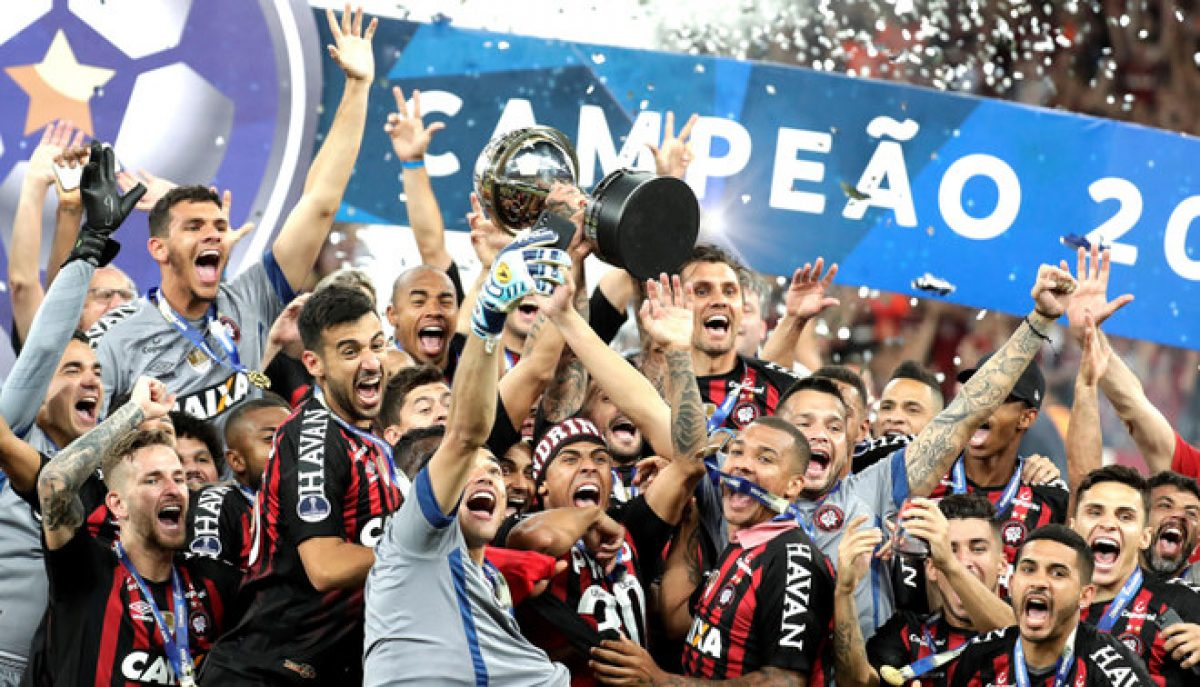 Atlético Paranaense se consagró campeón de la Copa Sudamericana 2018