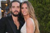 Heidi Klum anunció su compromiso con Tom Kaulitz de Tokio Hotel