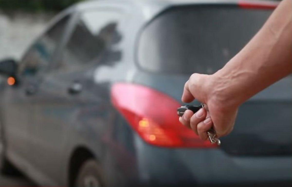 Aumenta los casos de robo de vehículos, por culpa de inhibidores de alarmas.