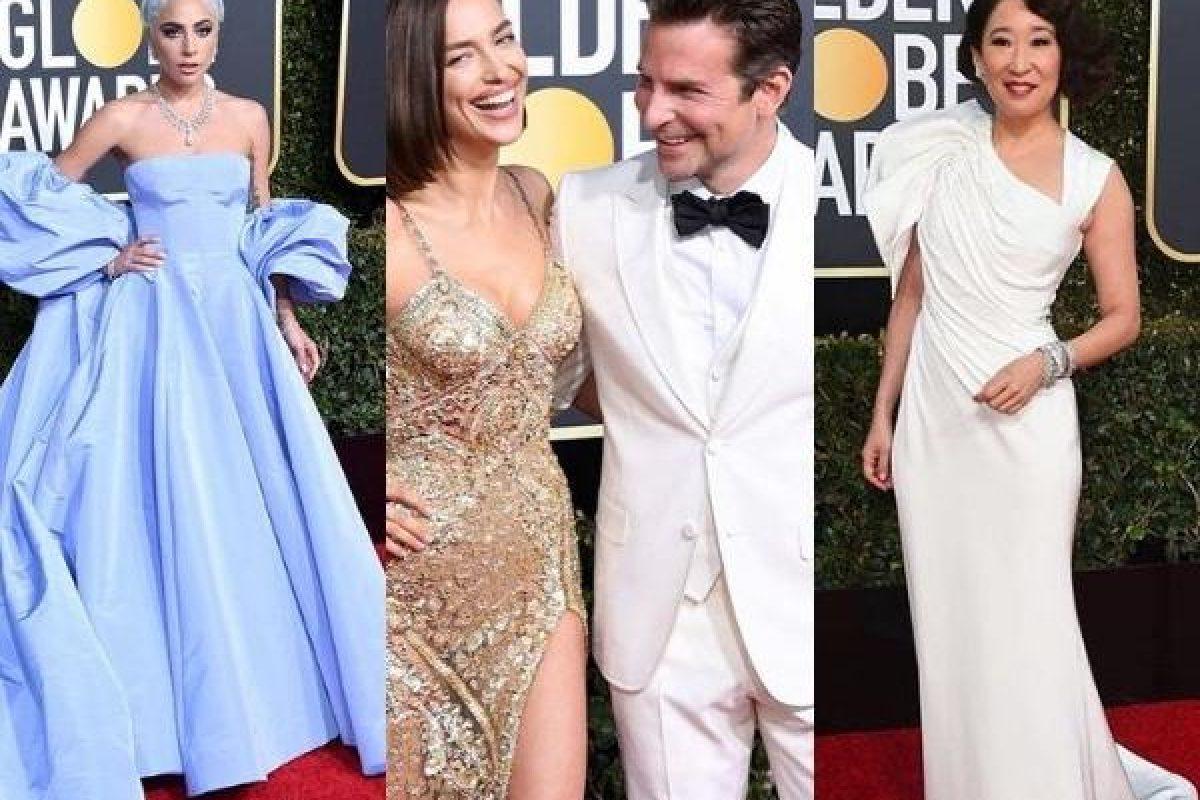 Los mejores looks de los Golden Globes 2019