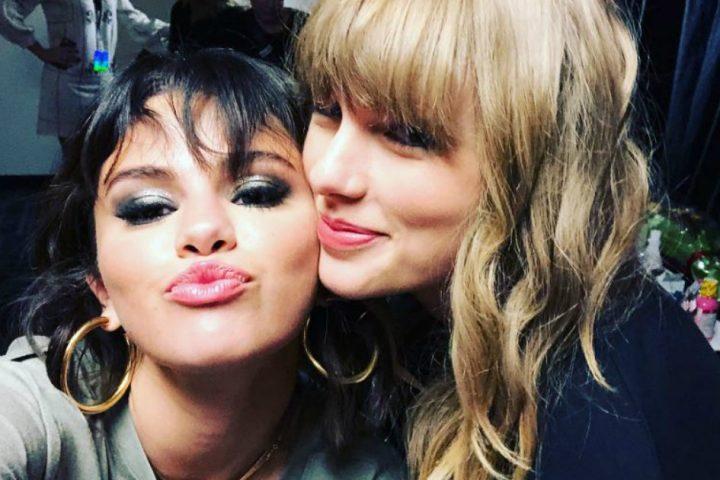 Tras salir de rehabilitación, Selena Gomez recibe el apoyo de Taylor Swift