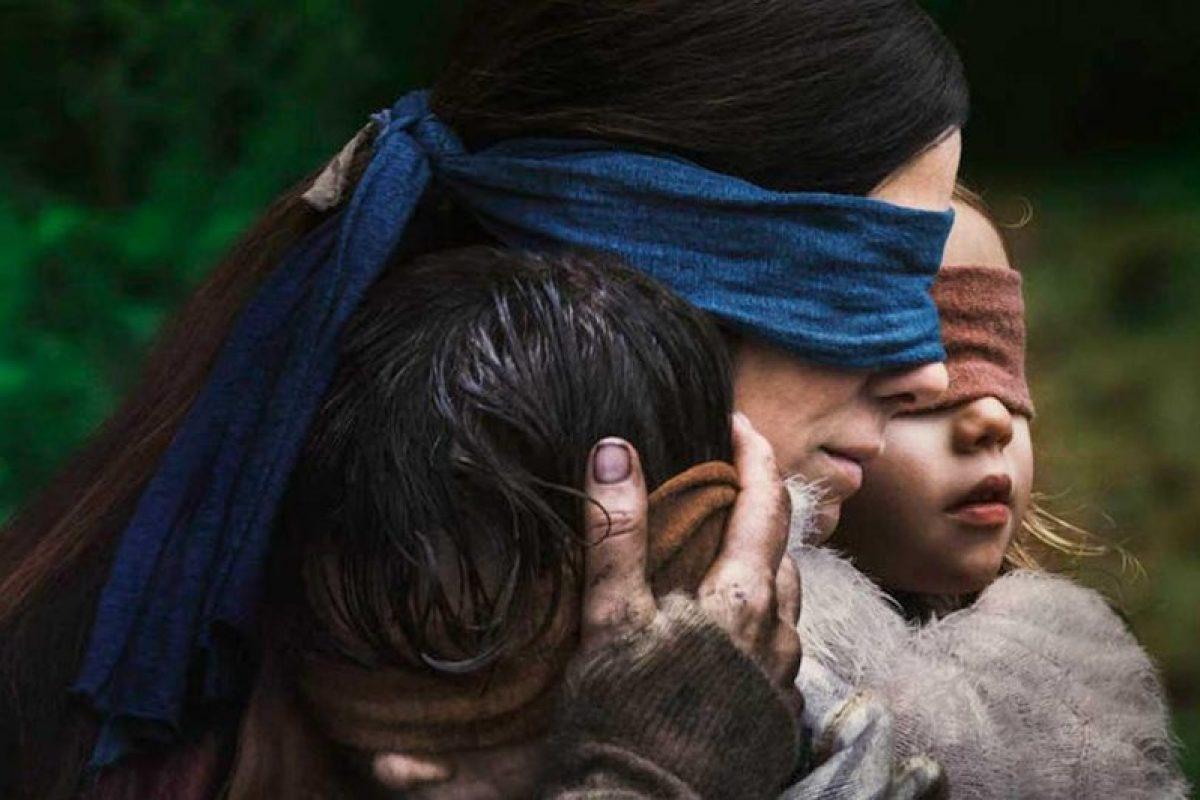 Inconformidad en la elección de escenas por parte de una actriz de la película A Ciegas.