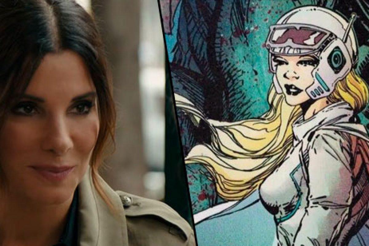 Sandra Bullock vuelve a las pantallas de Netflix, protagonizando el famoso cómic ¨Reborn¨