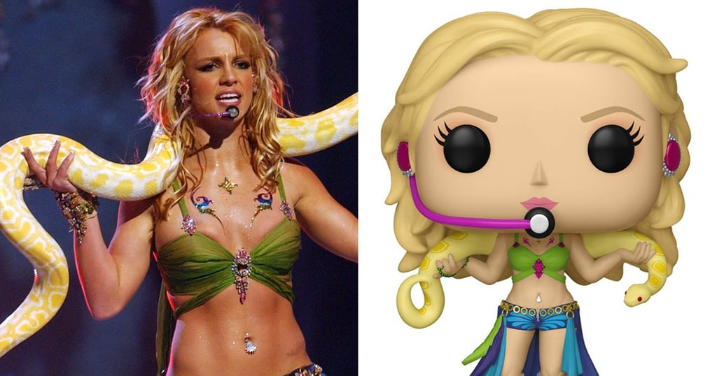 Britney-Spears-Slave-4-U-2001-VMAs-Funko-Pop-Figurine