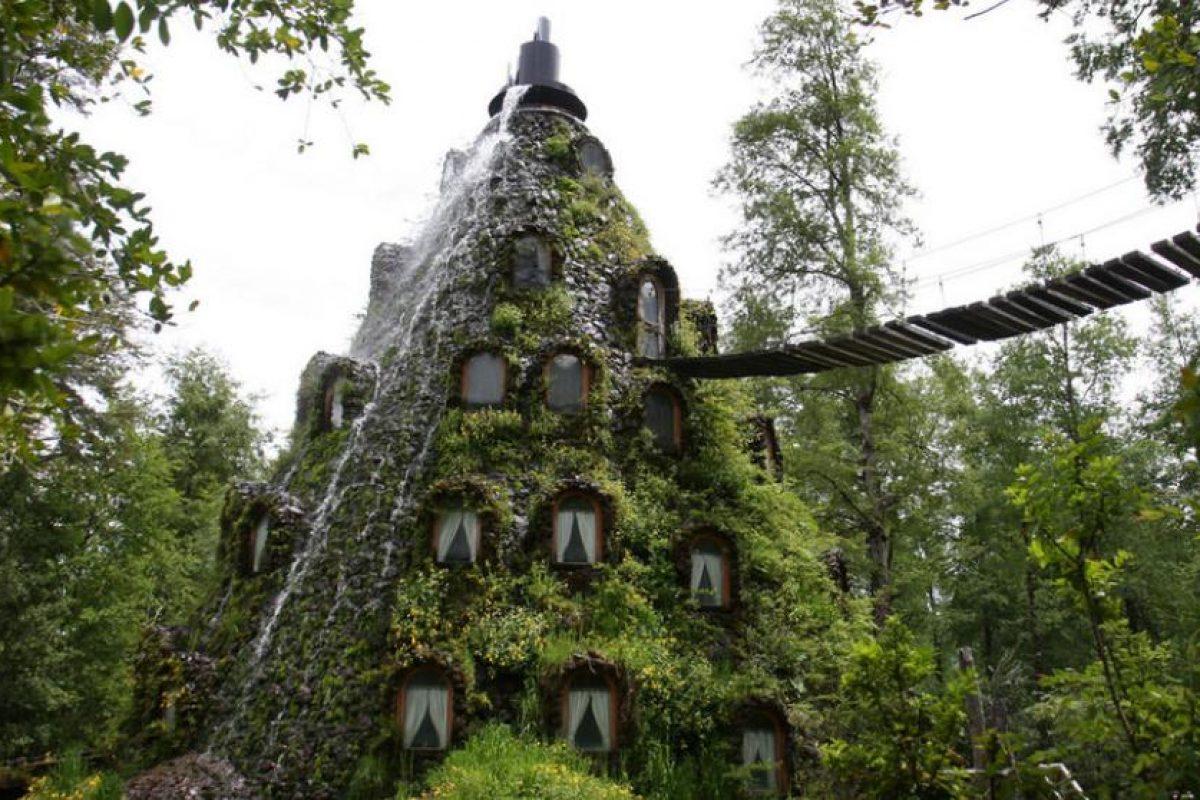 Conoce los 5 hoteles más inusuales de Sudamérica