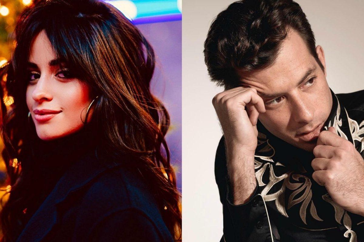 Camila Cabello y Mark Ronson están trabajando juntos en un nuevo single