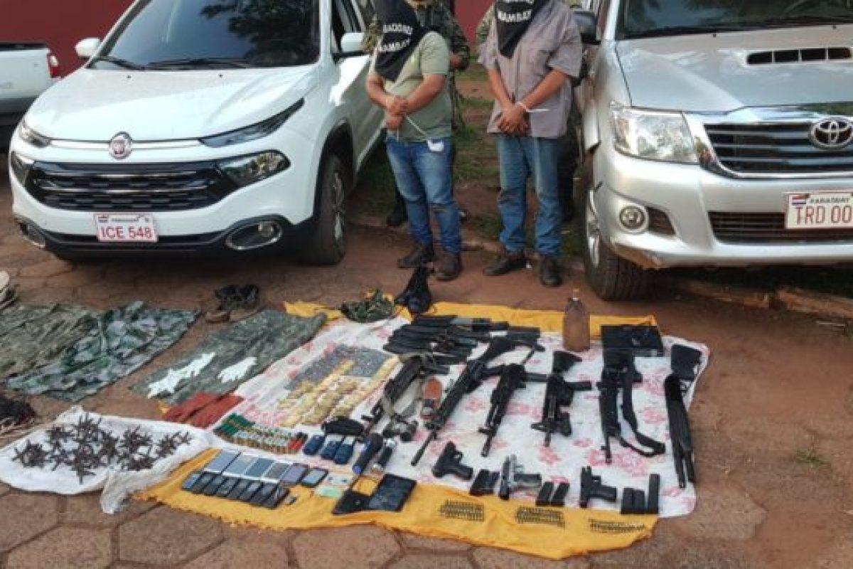 Capturan a dos supuestos secuestradores en PJC