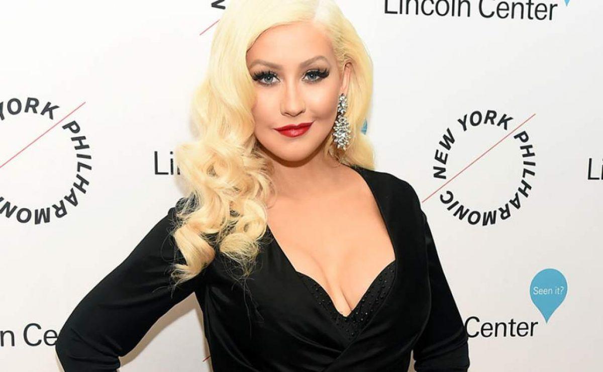 Christina Aguilera también tendrá su show en Las Vegas