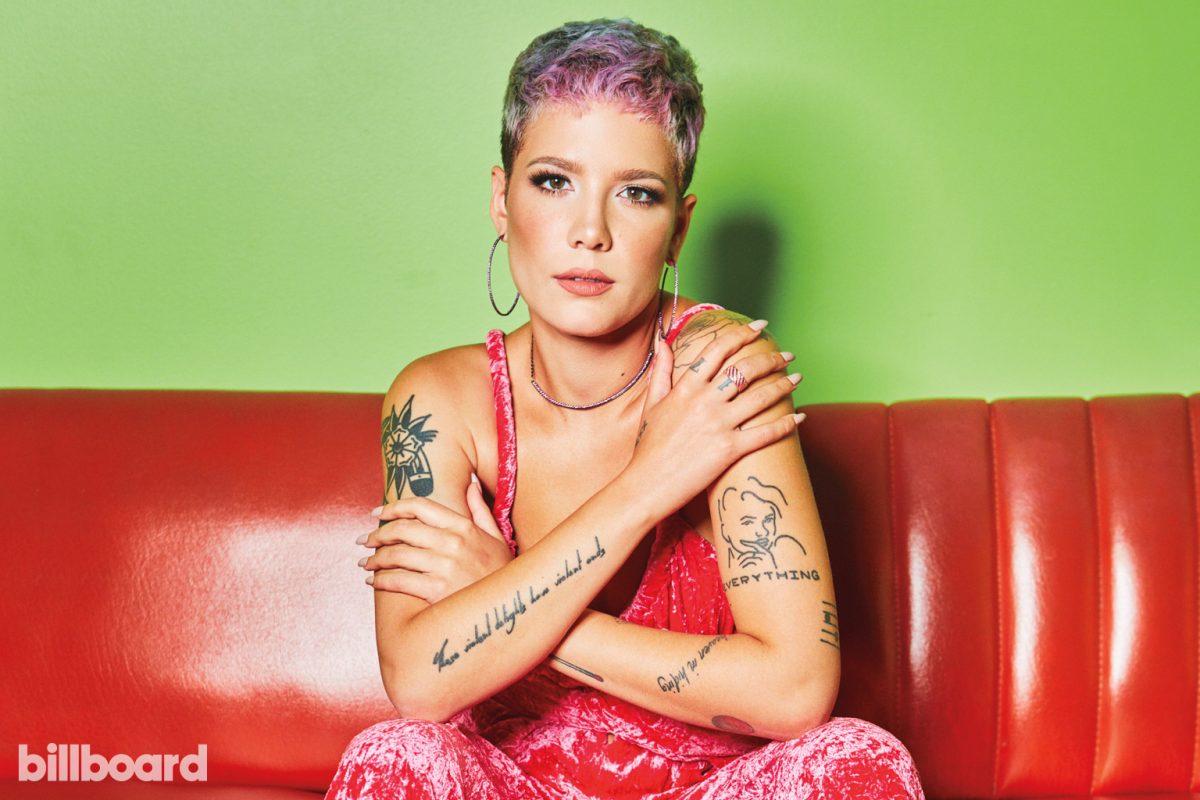 Halsey habló sobre sus problemas de salud mental en una reveladora entrevista