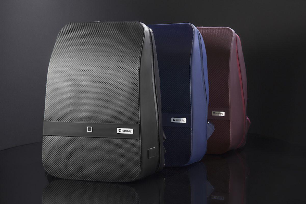 La mochila Smart: tiene wifi, GPS y un sistema antirrobo