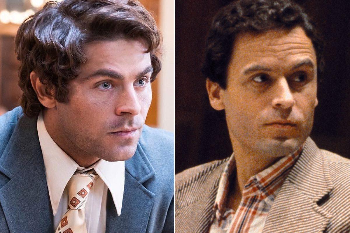 """Netflix adquirió """"Extremely Wicked"""", la película de Zac Efron donde interpreta a Ted Bundy"""
