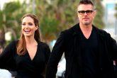 El reencuentro entre Angelina Jolie y Brad Pitt