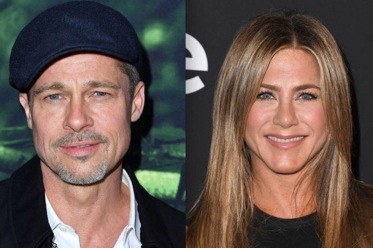 Brad Pitt asistió a la fiesta de cumpleaños de Jennifer Aniston