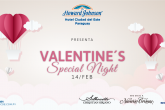 Valentine Special Night – Howard Johnson CDE