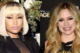 """Avril Lavigne y Nicki Minaj estrenaron una canción juntas. Escuchá """"Dumb blonde"""""""