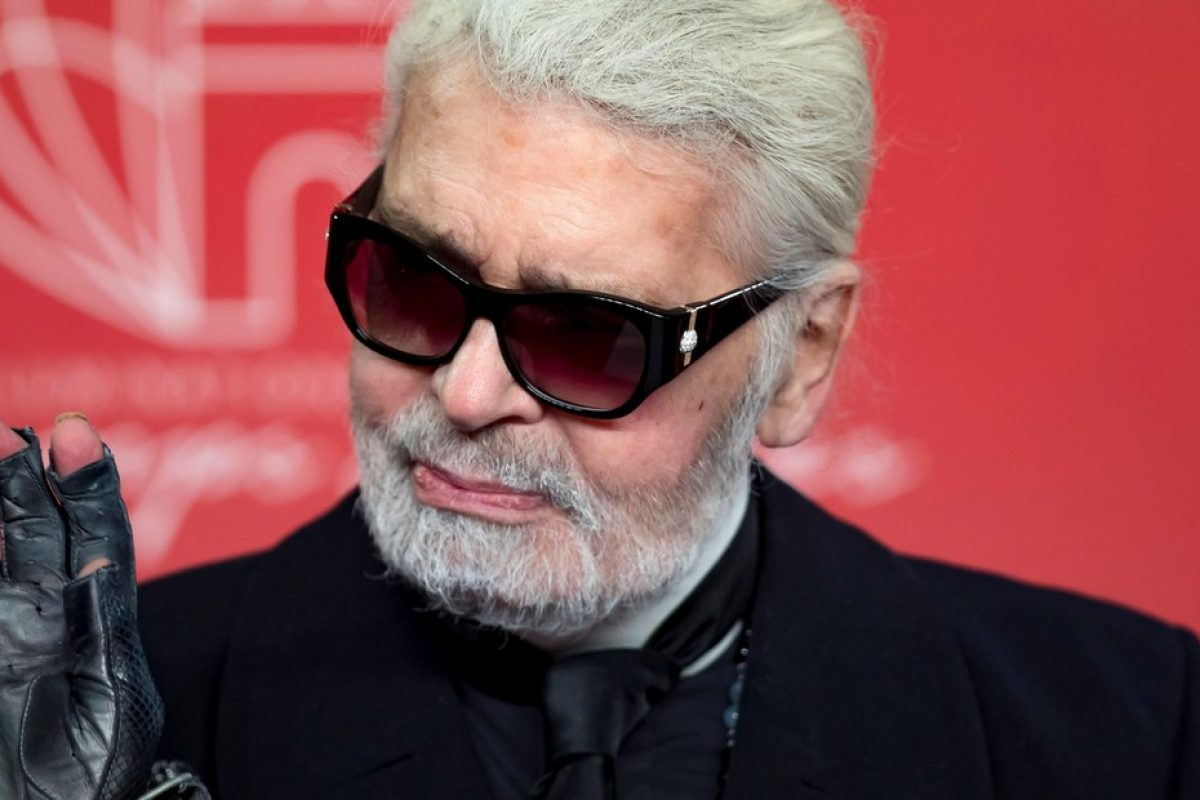 Fallece el famoso diseñador Karl Lagerfeld