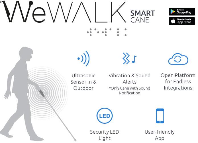 WeWalk-bastón-inteligente-soluciones-cambiar-mundo-en-positivo-movilidad-autonomía