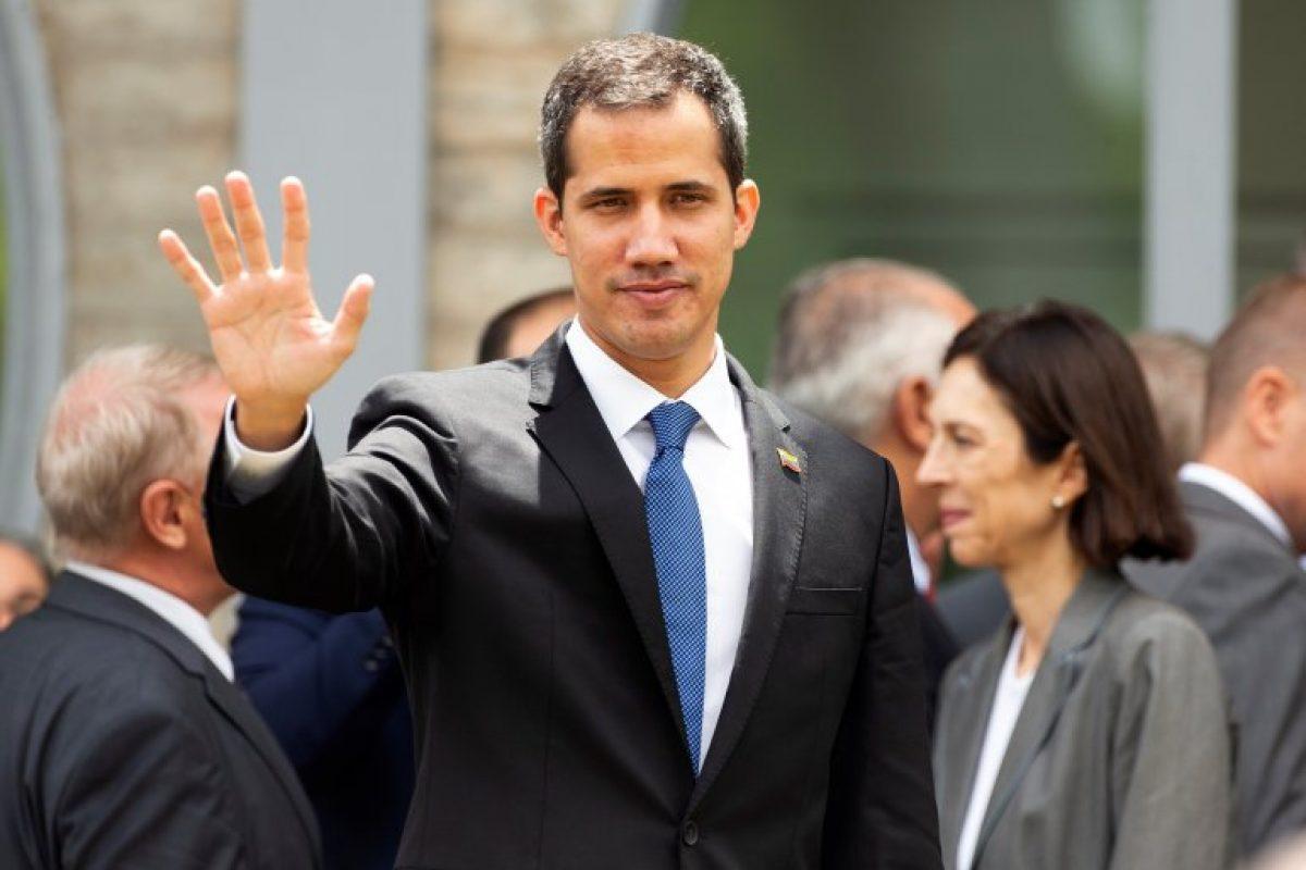 Venezolanos en Paraguay esperan reunirse con Juan Guaidó