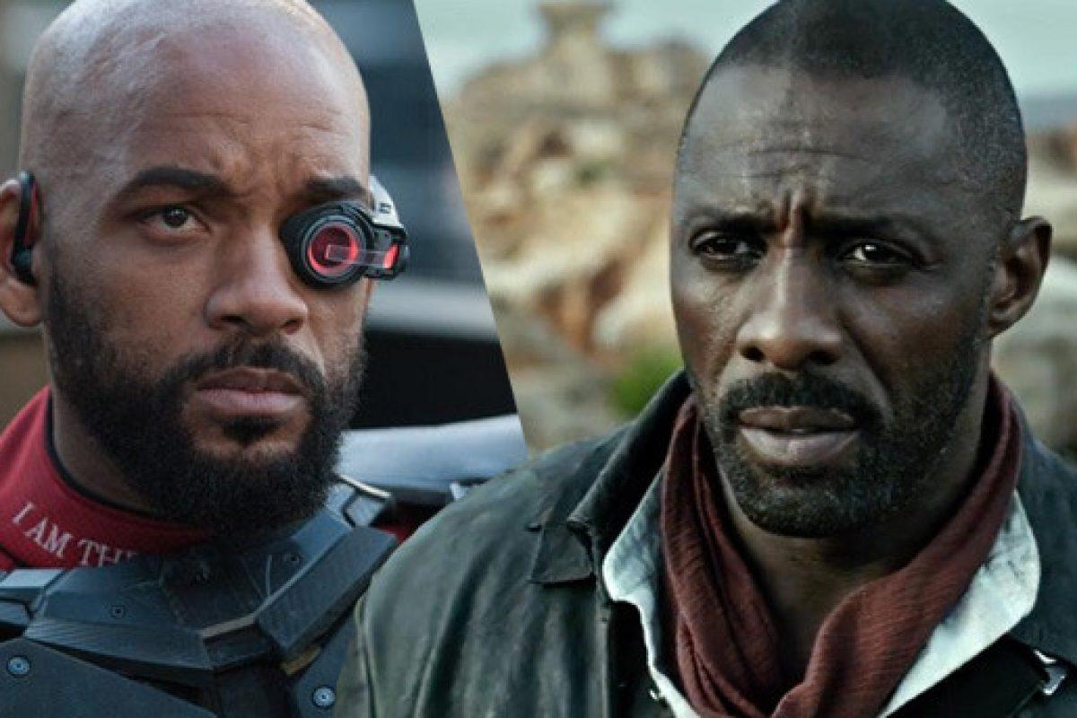 """Idris Elba reemplazará a Will Smith en """"Suicide Squad"""""""
