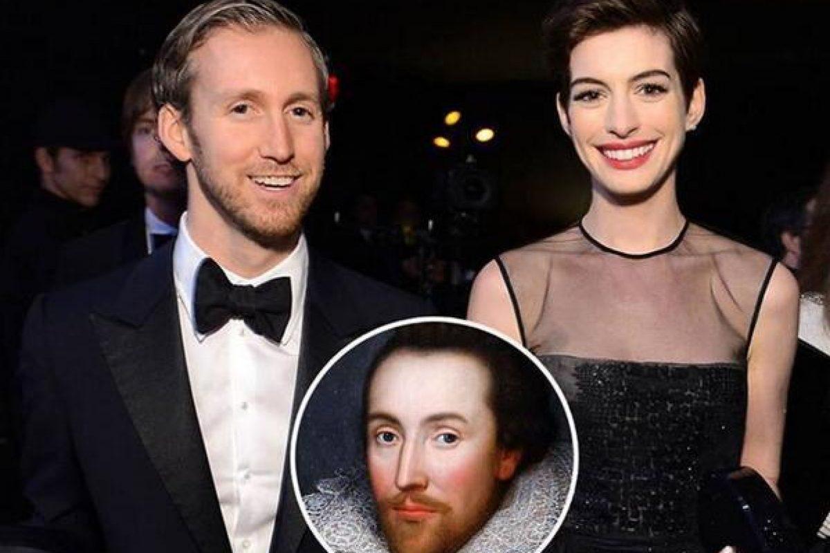 Será que Anne Hathaway cree en esta supuesta reencarnación?