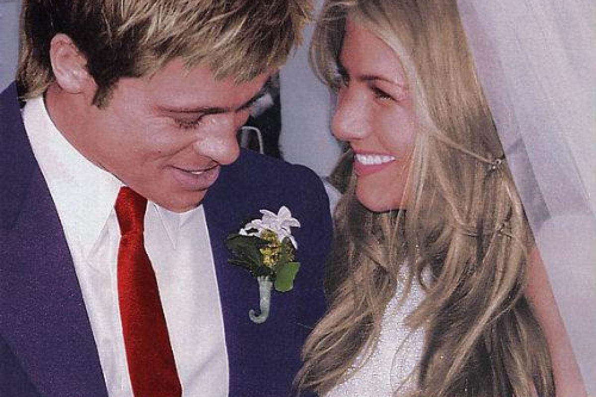 La escandalosa fantasía, que involucra en una supuesta bigamia a Brad Pitt.