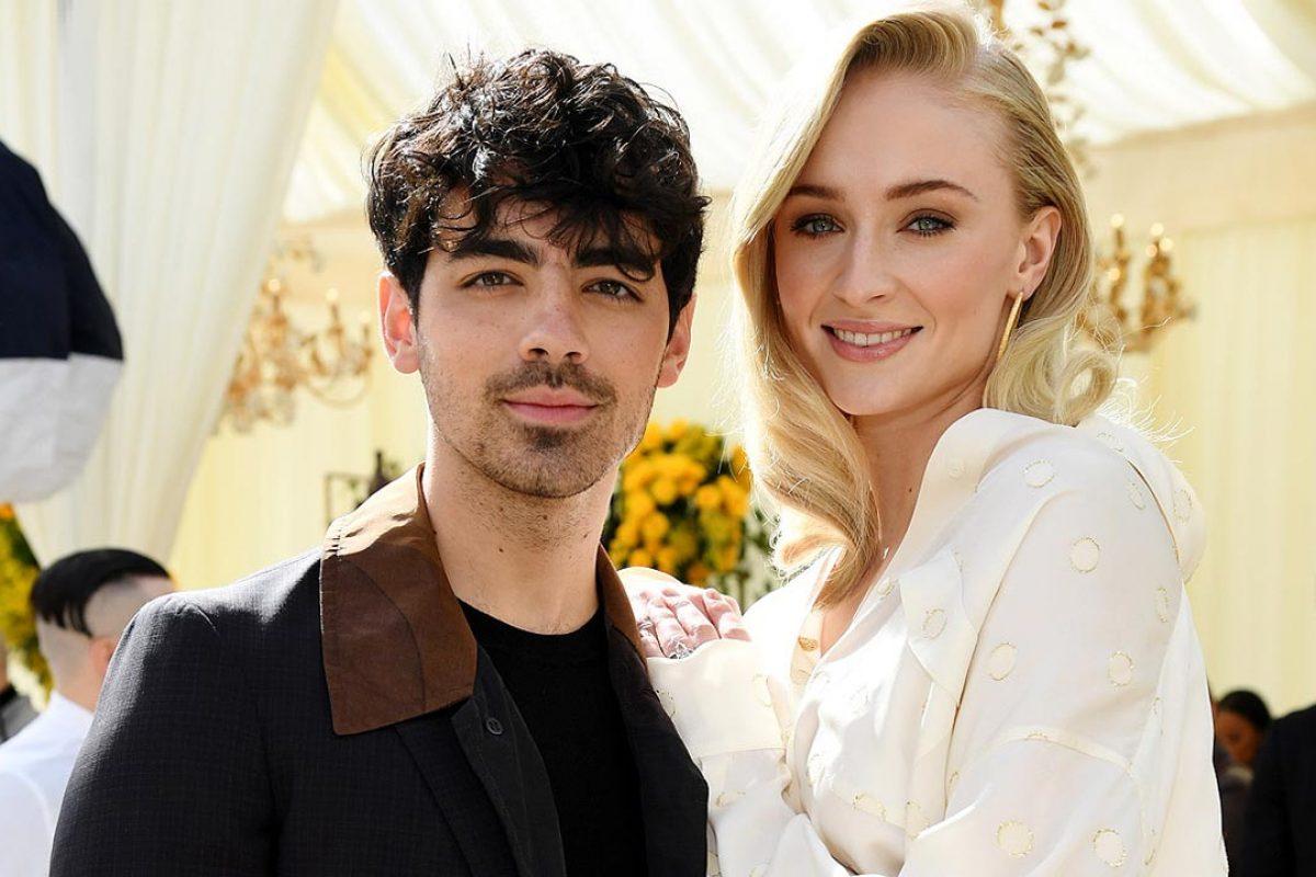 Joe Jonas anunció la fecha de su casamiento con Sophie Turner