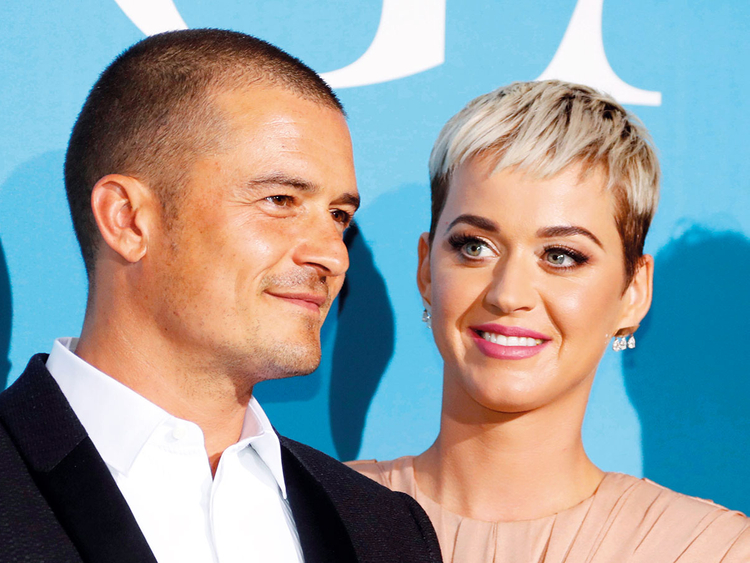 Katy Perry and Orlando Bloom wedding date